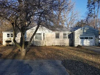 Poughkeepsie Twp Single Family Home For Sale: 45 Spackenkill Rd