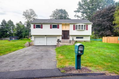 Single Family Home For Sale: 8 Jean Dr