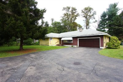 Poughkeepsie Twp Single Family Home For Sale: 2300 New Hackensack Rd