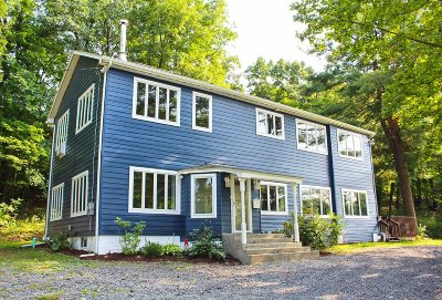 Rhinebeck Single Family Home New: 16 Valley Way Road