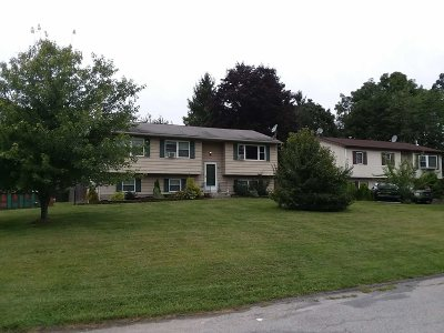 Poughkeepsie Twp Single Family Home For Sale: 40 Hankin Loop
