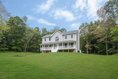 Beekman Single Family Home New: 395 Depot Hill Rd