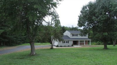 La Grange Single Family Home New: 27 Guernsey Hill Rd