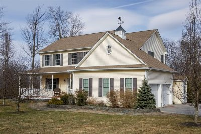 Dutchess County Single Family Home For Sale: 30 Ridgecrest Drive