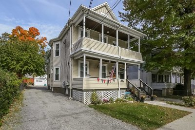 Poughkeepsie City Multi Family Home Continue Showing: 7 Grubb