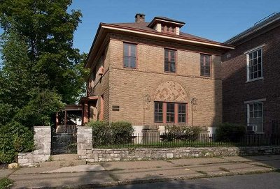 Hudson Single Family Home For Sale: 414 Union Street