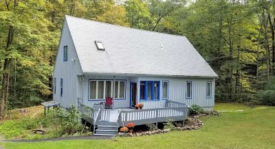 New Paltz Single Family Home For Sale: 14 Van Kleeck Ave.