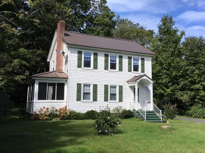 Amenia Single Family Home Continue Showing: 5109 Route 22