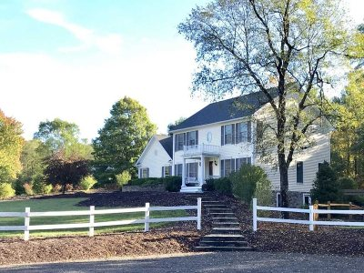 Single Family Home For Sale: Route 9