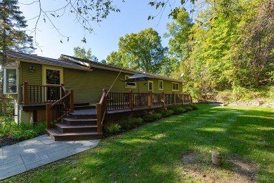 La Grange Single Family Home Price Change: 66 Upton