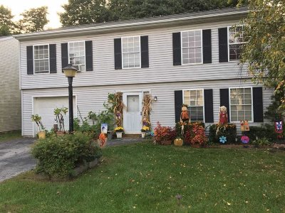 Poughkeepsie Twp Single Family Home For Sale: 6 Mews Alley Aly
