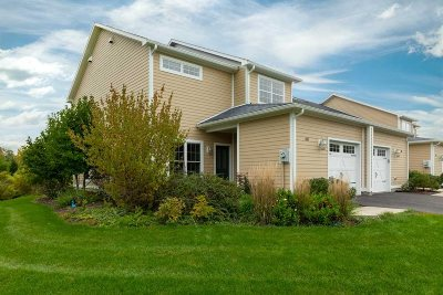 Rhinebeck Condo/Townhouse For Sale: 418 Gardenia Dr