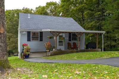 Pleasant Valley NY Single Family Home For Sale: $189,000