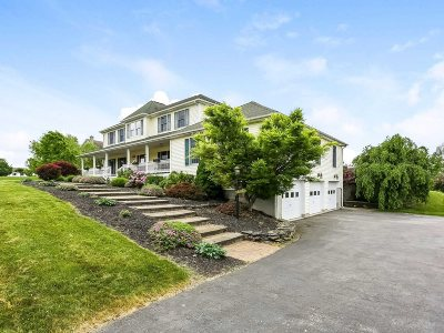 Union Vale Single Family Home For Sale: 27 Cunningham Dr