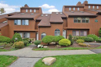 Poughkeepsie City Condo/Townhouse For Sale: 145 Swan Lane #145