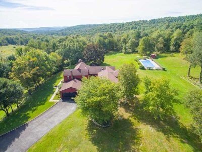 Columbia County, Dutchess County, Orange County, Putnam County, Ulster County, Westchester County Single Family Home For Sale: 1880 State Route 82