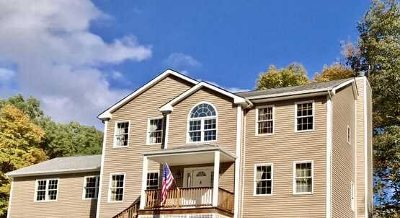 Dutchess County Single Family Home For Sale: 1843 Route 44 Rd