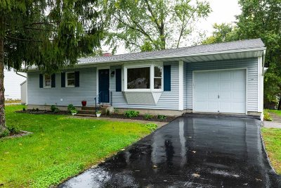 Single Family Home For Sale: 11 Peacock Ln
