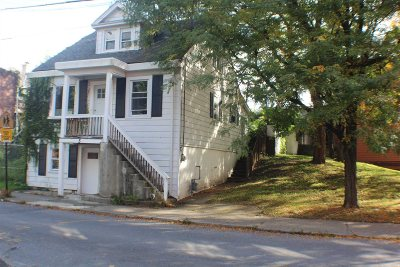 Poughkeepsie City NY Single Family Home Continue Showing: $99,900