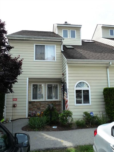 Poughkeepsie City NY Condo/Townhouse For Sale: $318,900