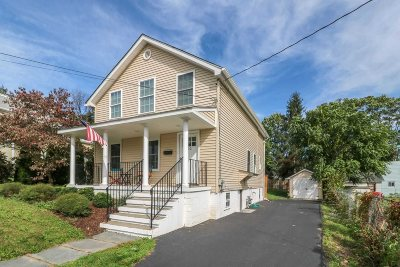Beacon Single Family Home New: 120 Rombout Avenue