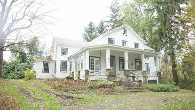 Single Family Home For Sale: 1331 Route 9