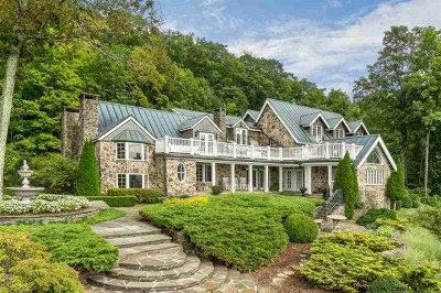 Hurley Single Family Home For Sale: 520 Ohayo Mountain Road