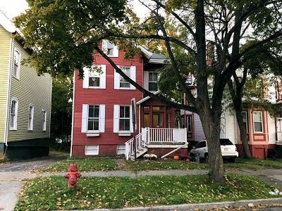 Poughkeepsie City Multi Family Home For Sale: 69 S Hamilton