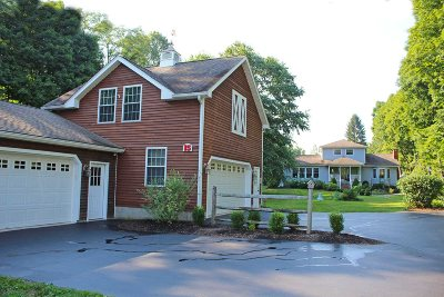 Rhinebeck Multi Family Home For Sale: 15 Haggerty Hill Rd