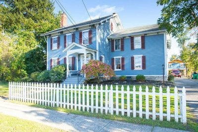 Fishkill Single Family Home For Sale: 14 Broad St