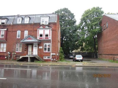 Poughkeepsie City Multi Family Home For Sale: 208 Church St