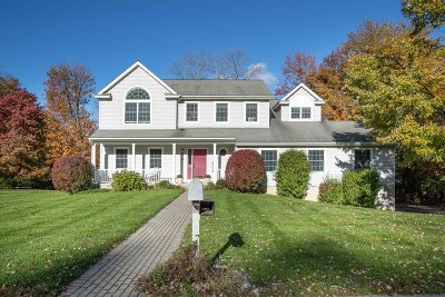 Poughkeepsie Twp Single Family Home For Sale: 24 Coachlight Dr