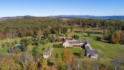 Dutchess County Single Family Home For Sale: 964 Huckleberry Rd
