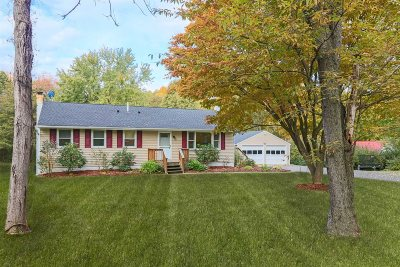 Single Family Home For Sale: 80 Parker Rd