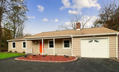 Poughkeepsie Twp Single Family Home For Sale: 260 Vassar Rd