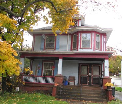 Poughkeepsie City Multi Family Home For Sale: 135 South Ave
