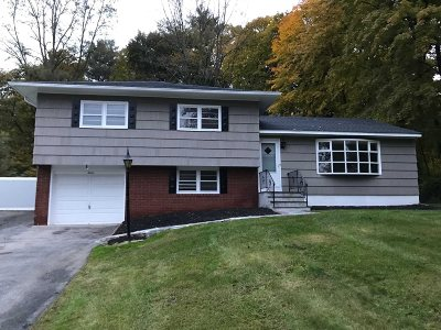 Poughkeepsie Twp Single Family Home Price Change: 12 Croft Rd