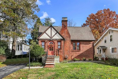 Poughkeepsie City Single Family Home For Sale: 21 Ferris Ln
