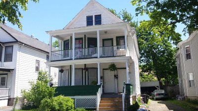 Poughkeepsie City Multi Family Home For Sale: 33 Manitou Ave