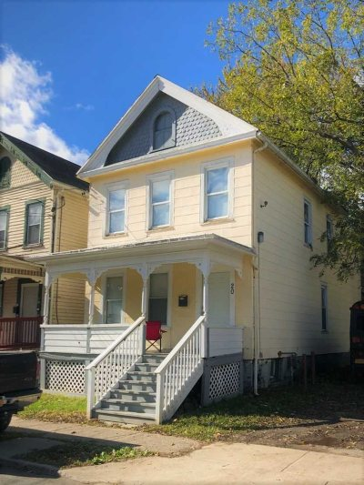 Poughkeepsie City Multi Family Home Continue Showing: 20 Grant St