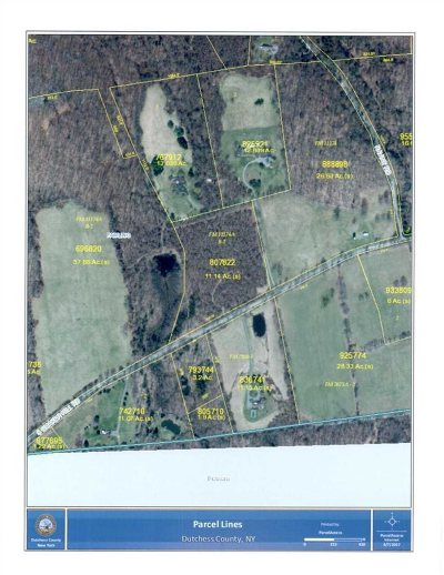 Residential Lots & Land For Sale: S Quaker Hill Road