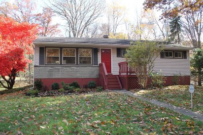 Wappinger Single Family Home For Sale: 206 Widmer Rd