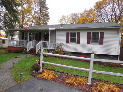 Poughkeepsie Twp Single Family Home For Sale: 46 Lakeview Ave