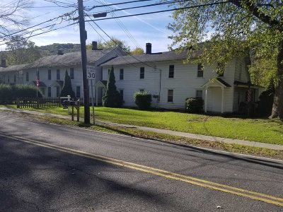 Amenia Multi Family Home For Sale: 211 Old Rte 22