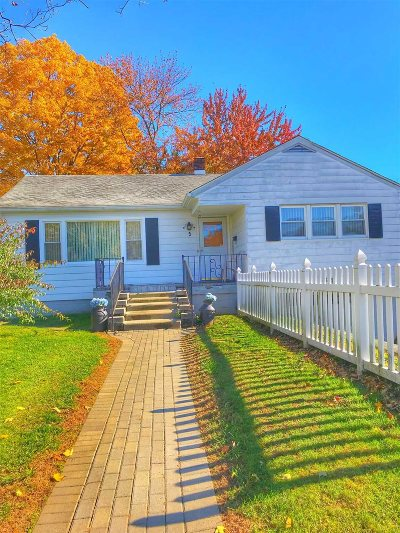 Single Family Home For Sale: 5 Adams St