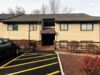 Poughkeepsie City NY Condo/Townhouse For Sale: $164,900