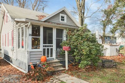 Poughkeepsie City Single Family Home Continue Showing: 26 Woodlawn Ave