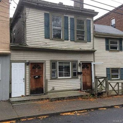 Poughkeepsie City Multi Family Home Continue Showing: 76 N Bridge