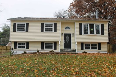 Single Family Home Price Change: 26 S Gate Dr