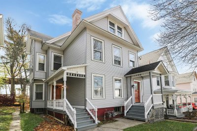 Poughkeepsie City Multi Family Home For Sale: 28 Bain Ave